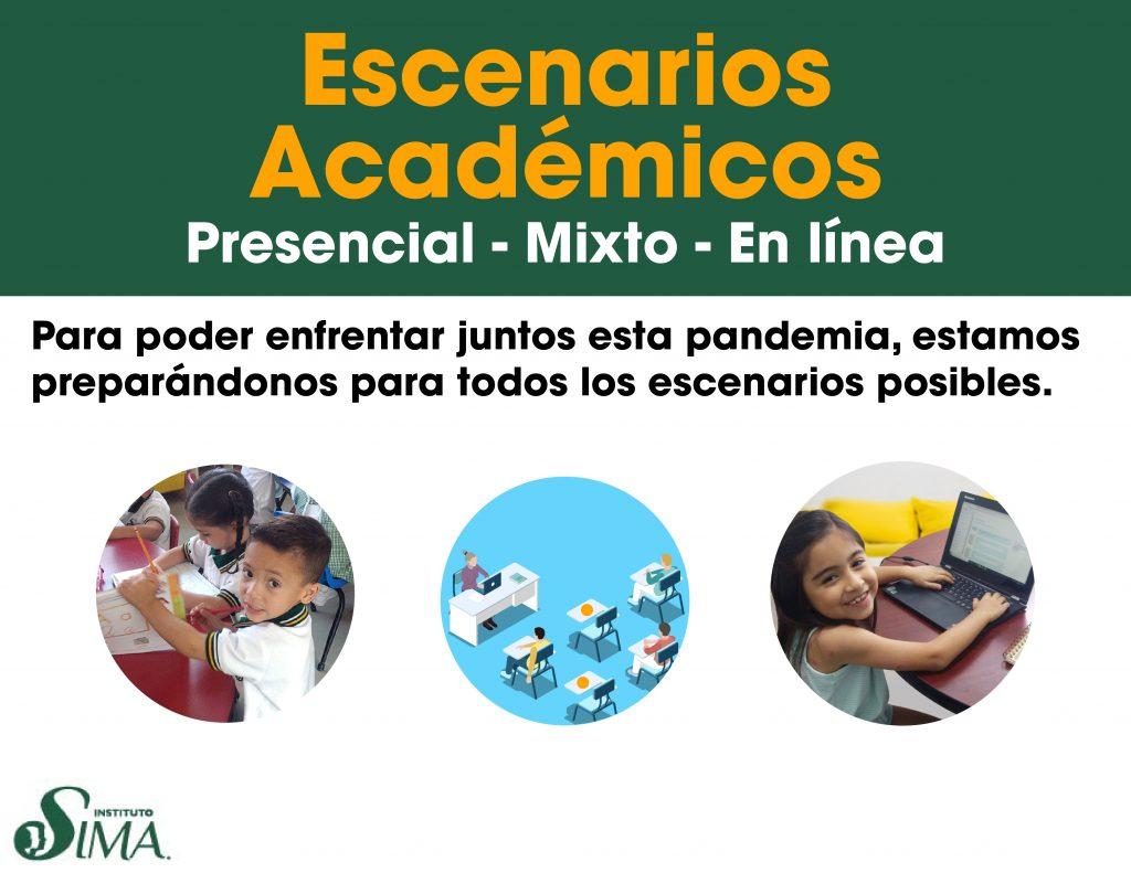 Escenarios Academicos